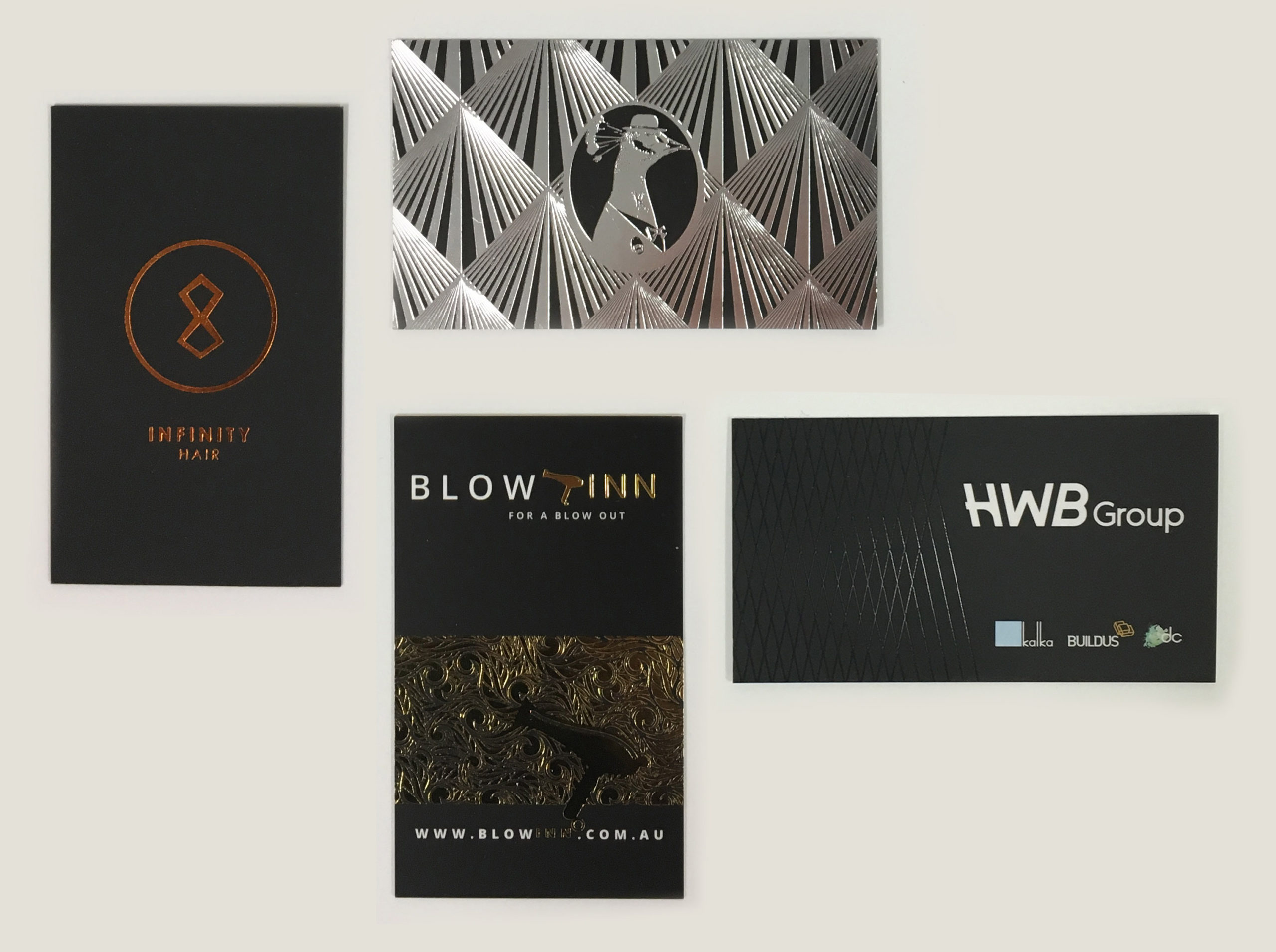 Business Cards Bling