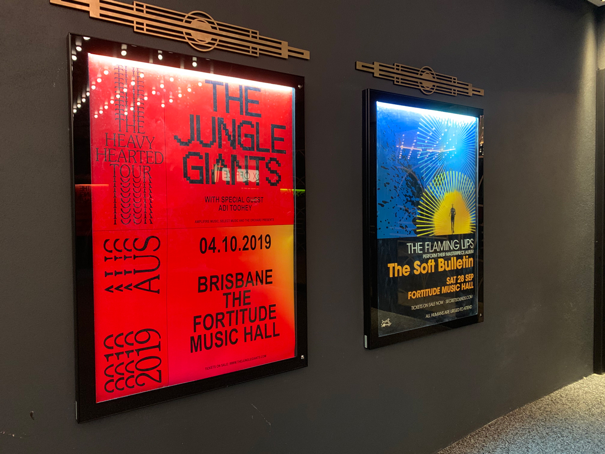 A0 Music Posters